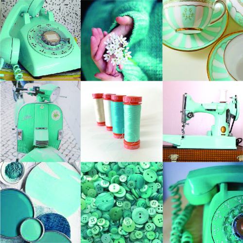 Turquoise collage-01