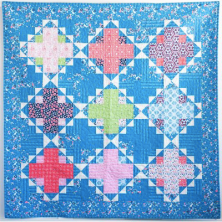 Picket Quilt by Sandra Clemons