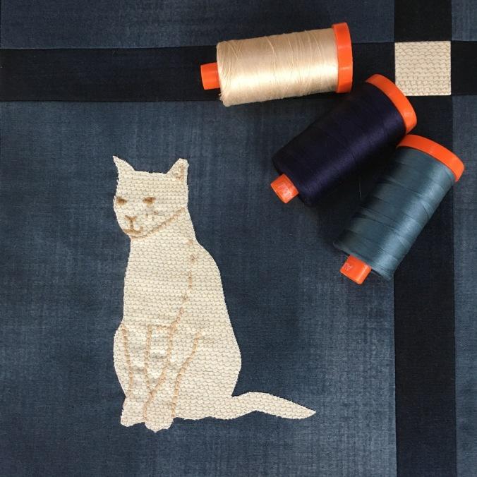 9-cat-threads