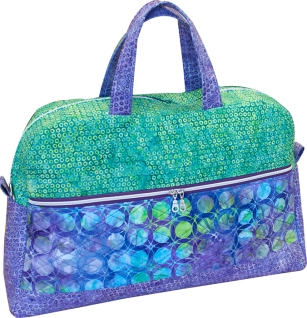Ocean Breeze Bag by Claudia Pfeil Design