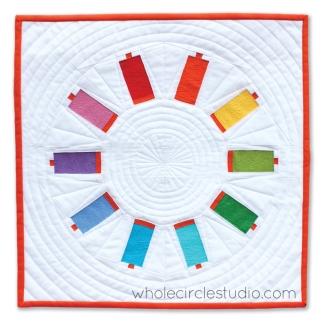 Sew Many Colors by Sheri Cifaldi-Morrill