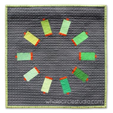 Sew Many Colors by Sheri Cifaldi-Morrill -- Pattern