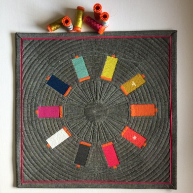 Sew Many Colors as sewn by Wendy Birmingham