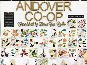 Andover Co-op wall