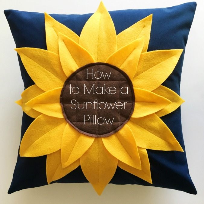 Sunflower-Pillow-Title