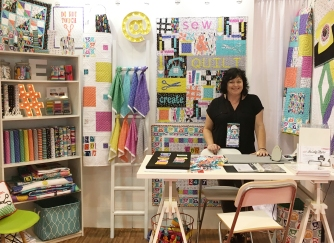 Susan Emory of Swirly Girls Design