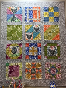 New Quilt by Valori Wells!