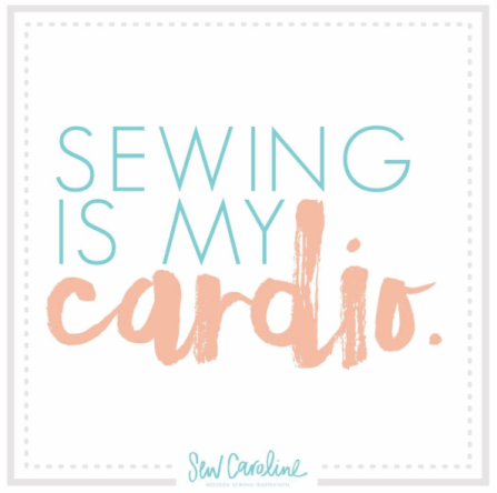 Sew Caroline on Instagram