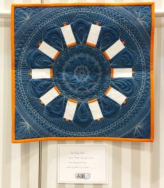 Sew Many Colors Winner Laura Piland