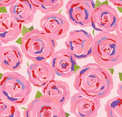Roses Main, Pink