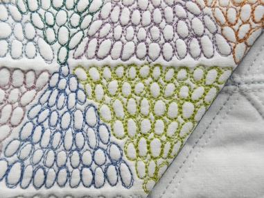 Detail of Clutch Bag by Sheena Norquay