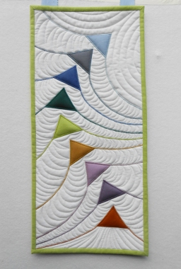 Flying Triangles by Sheena Norquay