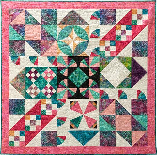 Hamani, a BOM by Ebony Love of LoveBug Studios