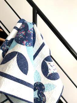 Karen Quilt Pattern by Main Street Market Designs