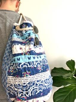 Bucket Bag by Giuseppe Ribaudo of Giucy Giuce.