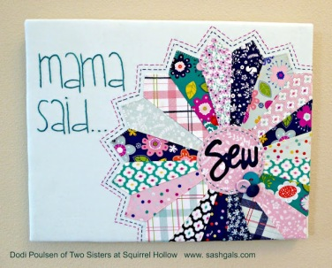 Mama Said Sew by Dodi Poulsen -- click here for pattern
