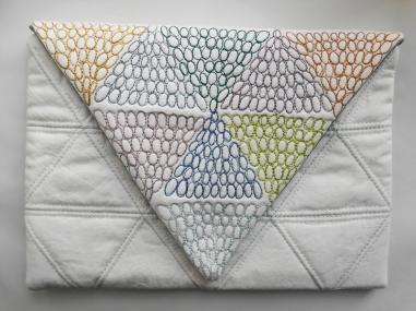 Clutch Bag by Sheena Norquay