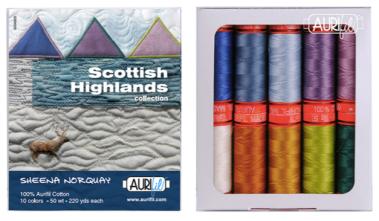 Scottish Highlands, 50wt