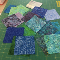 Other Island Batik Projects by Nan -- follow along at @purrfectspots