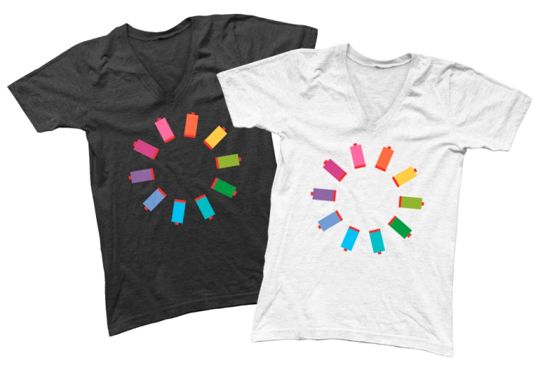 b112e6dc7 Sew Many Colors T-Shirt! – AURIbuzz