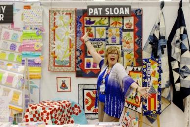 Pat Sloan (photo courtesy of Kim Niedzwiecki)