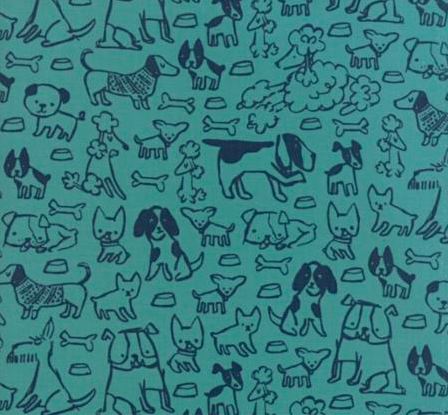 To see more, check out Woof Woof Meow at Moda