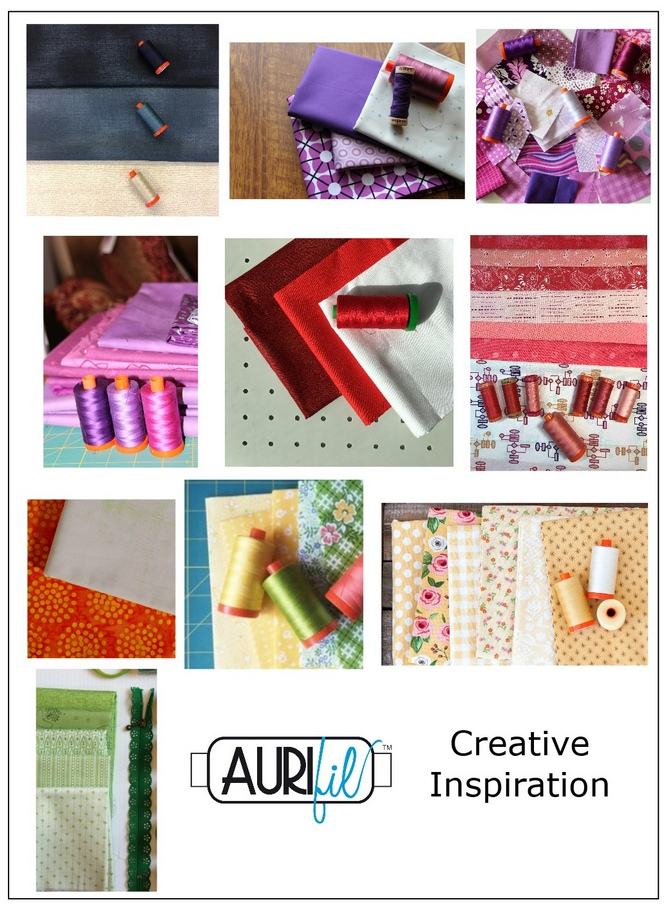 Aurifil 2017 Designers of the month fabrics Oct.JPG