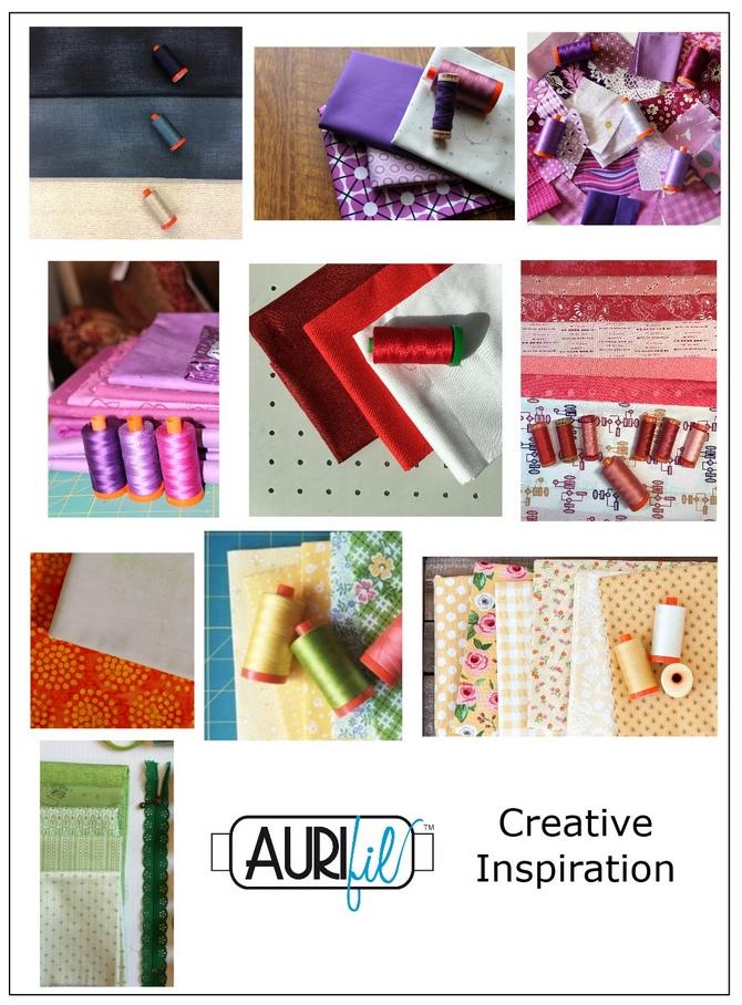 Aurifil 2017 Designers of the month fabrics Oct.JPG