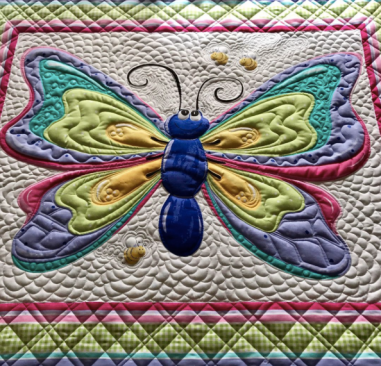 Flutter the Butterfly by Karen Miller