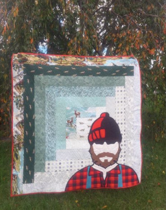 Mr. Hunky Lumberjack Man via @sariditty