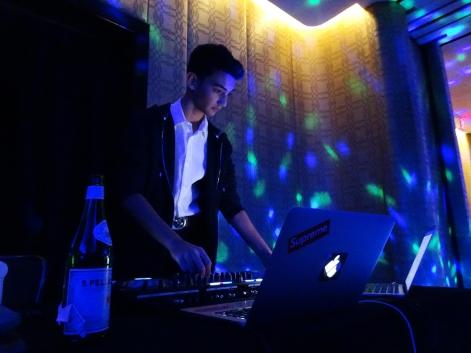 DJ Jacopo Pucci