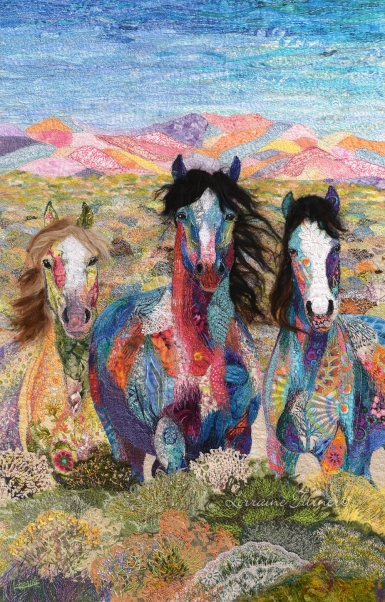 Calico Messengers by Lorraine Turner