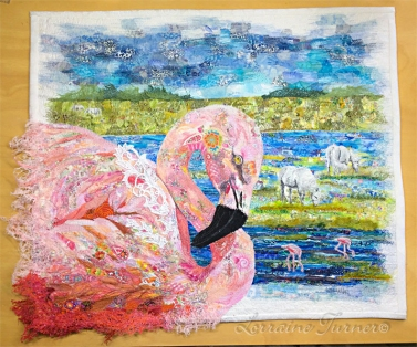 The Heart of the Camargue by Lorraine Turner