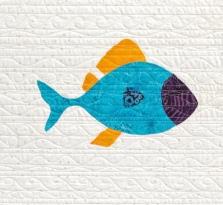 Babyhood Fish Detail