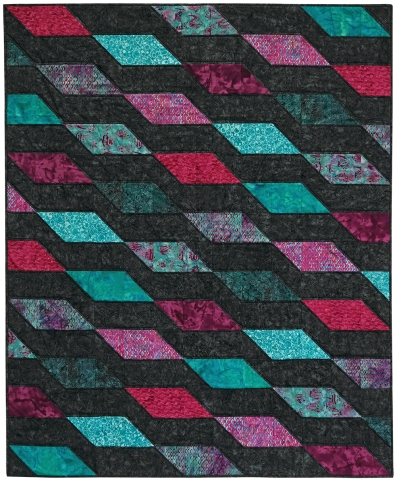 Rockslide by Slice of Pi Quilts
