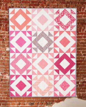 Mosaic Quilt - image by F+W Media