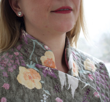 Example of a coat sewn by Jenni - @jennismithsews