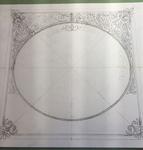 Designing Borders for a Panel