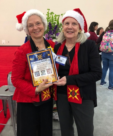 Margaret & Nan
