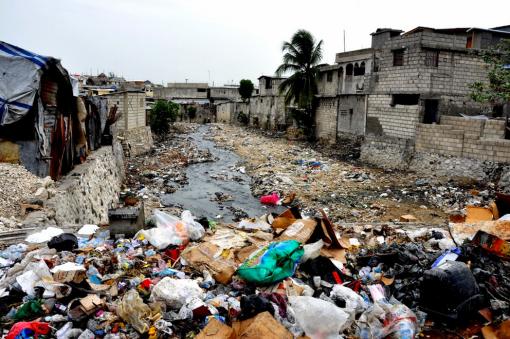 haiti-trash