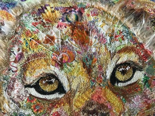 Thread Illustration by Lorraine Turner