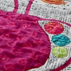 Big Stitch Quilting by Natalie Barnes
