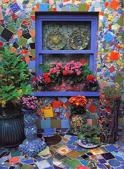 Sample Mosaic by Kaffe Fassett - View All