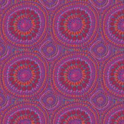 Fruit Mandala, New Backing Fabric - View All