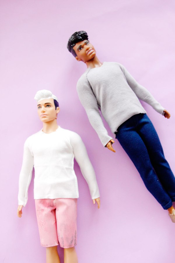 It's just a photo of Magic Ken Doll Clothes Patterns