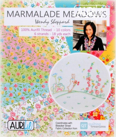 Marmalade Meadows by Wendy Sheppard