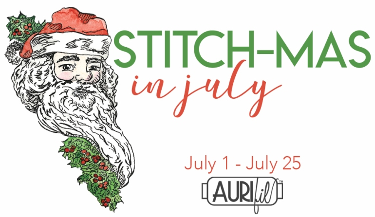 Stitch-Mas in July
