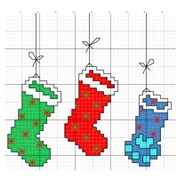 July 3 - Christmas Stockings