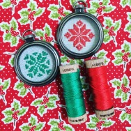 July 7 - Stitchy Pocket Watches